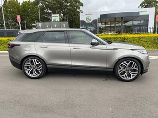 2017 Land Rover Range Rover Velar L560 MY18 Standard Green 8 Speed Sports Automatic Wagon.