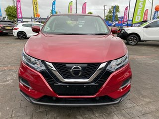 2017 Nissan Qashqai ST Red Constant Variable Wagon.
