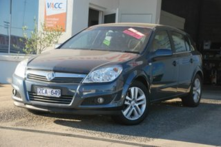 2008 Holden Astra AH MY08 CDTi Grey 6 Speed Automatic Hatchback.