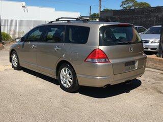 2005 Honda Odyssey 3rd Gen Luxury 5 Speed Sports Automatic Wagon