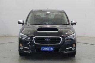 2017 Subaru Levorg V1 MY17 2.0 GT-S CVT AWD Black 8 Speed Constant Variable Wagon.