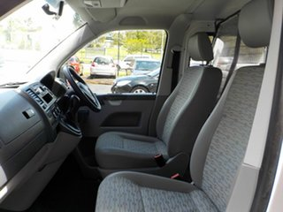 2011 Volkswagen Transporter T5 MY11 Low Roof DSG White 7 Speed Sports Automatic Dual Clutch Van