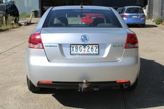 2009 Holden Commodore VE MY09.5 Omega (D/Fuel) White 4 Speed Automatic Sedan