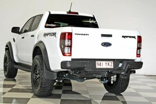 2018 Ford Ranger PX MkIII MY19 Raptor 2.0 (4x4) White 10 Speed Automatic Double Cab Pick Up