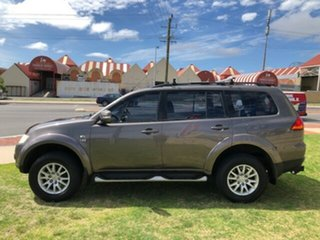 2012 Mitsubishi Challenger PB (KH) MY12 LS Brown 5 Speed Sports Automatic Wagon