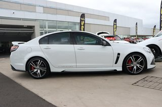 2016 Holden Special Vehicles ClubSport Gen-F2 MY16 R8 LSA White 6 Speed Sports Automatic Sedan.
