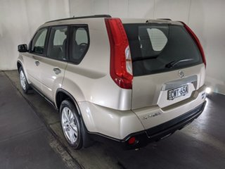 2011 Nissan X-Trail T31 Series IV ST 2WD Gold 1 Speed Constant Variable Wagon
