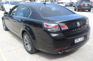 2016 Holden Calais VF II MY16 Black 6 Speed Sports Automatic Sedan