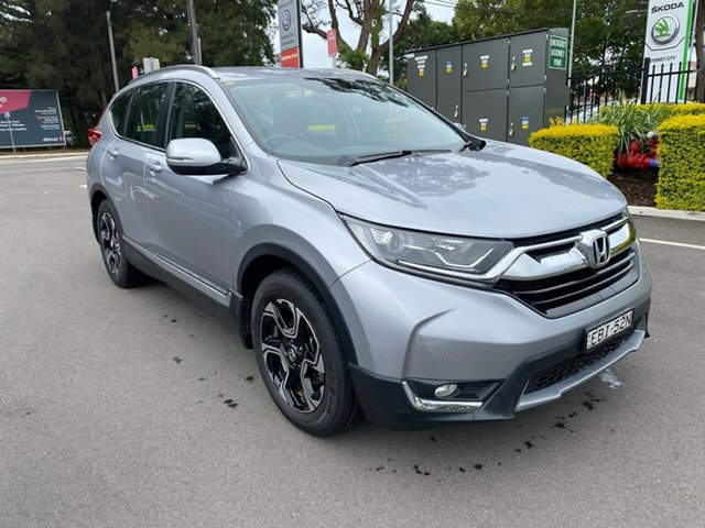 Used Honda CR-V RW MY19 VTi-S FWD Botany, 2019 Honda CR-V RW MY19 VTi-S FWD Grey 1 Speed Constant Variable Wagon