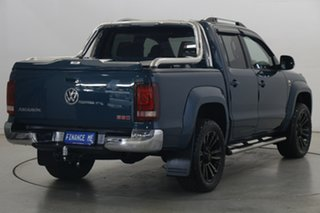 2018 Volkswagen Amarok 2H MY19 TDI580 4MOTION Perm Ultimate Green 8 Speed Automatic Utility