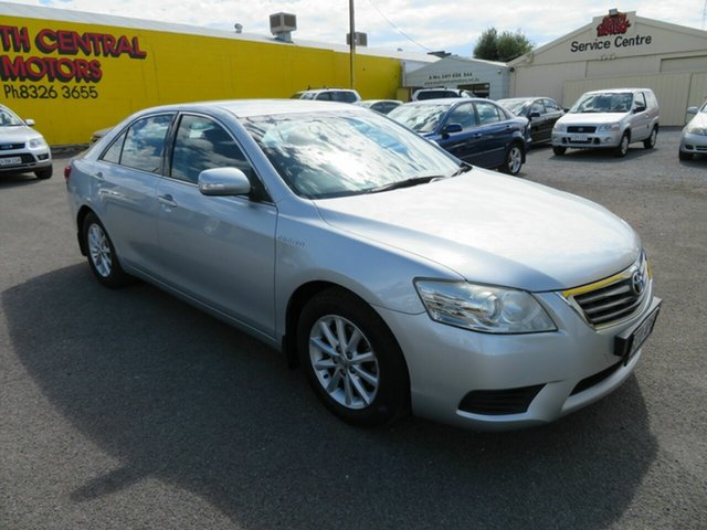 Used Toyota Aurion GSV40R AT-X Morphett Vale, 2009 Toyota Aurion GSV40R AT-X Silver 6 Speed Auto Sequential Sedan