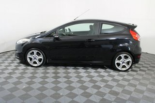 2013 Ford Fiesta WZ ST Black 6 Speed Manual Hatchback