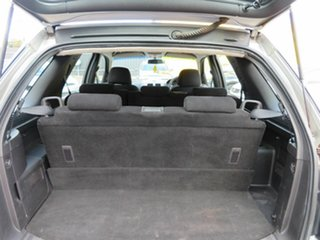 2009 Ford Territory SY MY07 Upgrade TS (RWD) Silver 4 Speed Auto Seq Sportshift Wagon
