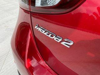 2017 Mazda 2 DJ2HA6 Neo SKYACTIV-MT Red 6 Speed Manual Hatchback