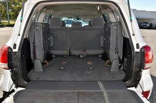 2009 Toyota Landcruiser VDJ200R MY10 GXL White 6 Speed Sports Automatic Wagon
