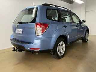 2011 Subaru Forester MY11 X Blue 5 Speed Manual Wagon.