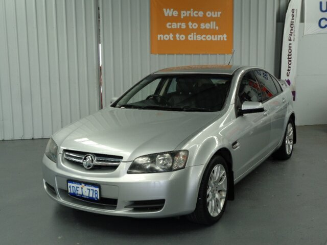 Used Holden Commodore VE MY10 International Rockingham, 2010 Holden Commodore VE MY10 International Silver 6 Speed Sports Automatic Sedan