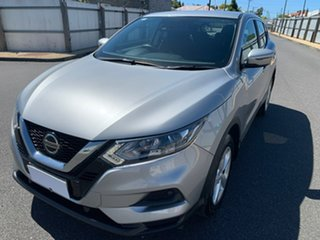 2019 Nissan Qashqai J11 Series 2 ST X-tronic Silver 1 Speed Constant Variable Wagon