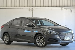 2016 Hyundai i40 VF4 Series II Active D-CT Grey 7 Speed Sports Automatic Dual Clutch Sedan.