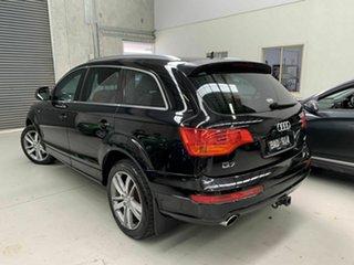 2008 Audi Q7 MY08 TDI Quattro Black 6 Speed Sports Automatic Wagon