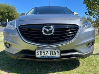 2014 Mazda CX-9 TB10A5 Classic Activematic Aluminium 6 Speed Sports Automatic Wagon.