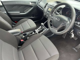 2016 Kia Cerato YD MY17 S Silver/051016 6 Speed Sports Automatic Sedan