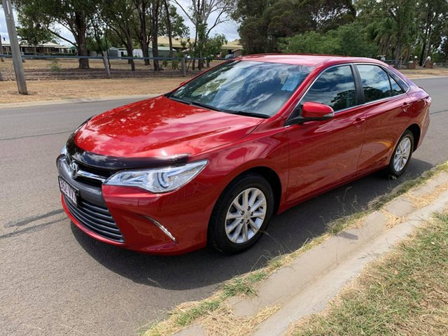 Pre-Owned Toyota Camry ASV50R MY15 Altise Oakey, 2015 Toyota Camry ASV50R MY15 Altise Wildfire 6 Speed Automatic Sedan