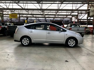 2006 Toyota Prius NHW20R Silver 1 Speed Constant Variable Liftback Hybrid