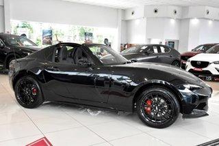 2020 Mazda MX-5 ND Black 6 Speed Manual Targa