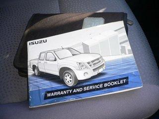 2009 Isuzu D-MAX MY09 SX White 5 Speed Manual Utility