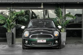 2011 Mini Hatch R56 LCI Cooper Steptronic Green 6 Speed Sports Automatic Hatchback.