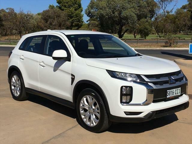 Used Mitsubishi ASX XD MY20 ES 2WD Berri, 2019 Mitsubishi ASX XD MY20 ES 2WD White 1 Speed Constant Variable Wagon