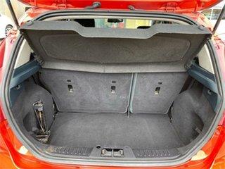 2010 Ford Fiesta WS CL Orange Manual Hatchback