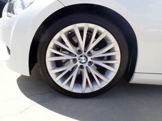 2010 BMW 330d E93 MY11 Polar White 7 Speed Auto Direct Shift Convertible