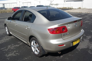 2005 Mazda 3 BK10F1 Maxx Silver 4 Speed Sports Automatic Sedan