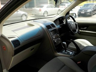 2008 Ford Territory SY TX Grey 4 Speed Sports Automatic Wagon