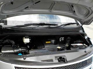 2013 Hyundai iLOAD TQ2-V MY13 Silver 5 Speed Automatic Van