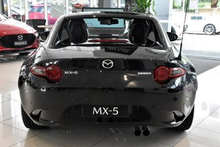 2020 Mazda MX-5 ND GT RF SKYACTIV-MT RS Black 6 Speed Manual Targa.