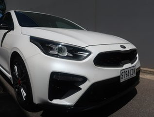 2019 Kia Cerato BD MY20 GT DCT White 7 Speed Sports Automatic Dual Clutch Sedan