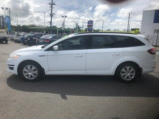 2012 Ford Mondeo MC LX TDCi White 6 Speed Direct Shift Wagon
