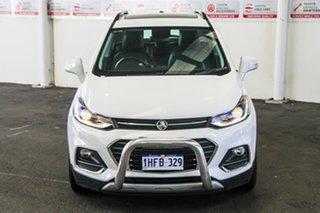 2019 Holden Trax TJ MY19 LTZ White 6 Speed Automatic Wagon.