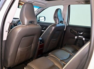 2014 Volvo XC90 P28 MY14 Executive Geartronic White 6 Speed Sports Automatic Wagon