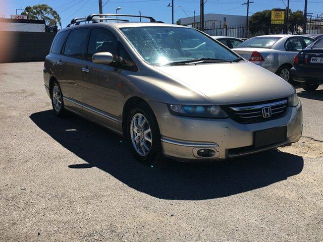Used Honda Odyssey 3rd Gen Luxury Blair Athol, 2005 Honda Odyssey 3rd Gen Luxury 5 Speed Sports Automatic Wagon