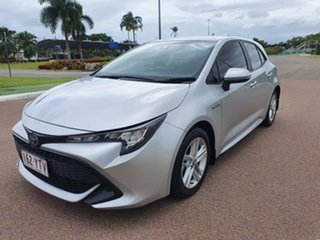 2018 Toyota Corolla ZWE211R Ascent Sport E-CVT Hybrid Classic S 10 Speed Constant Variable Hatchback