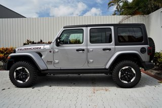 2020 Jeep Wrangler JL MY21 Unlimited Rubicon Billet 8 Speed Automatic Hardtop
