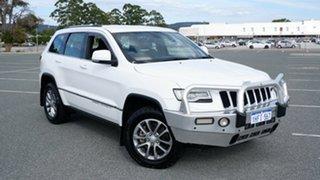 2014 Jeep Grand Cherokee WK MY15 Laredo White 8 Speed Sports Automatic Wagon.