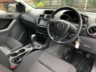 2019 Mazda BT-50 UR0YG1 XT Freestyle White 6 Speed Sports Automatic Cab Chassis