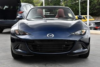 2020 Mazda MX-5 ND GT RF SKYACTIV-MT Blue 6 Speed Manual Targa.
