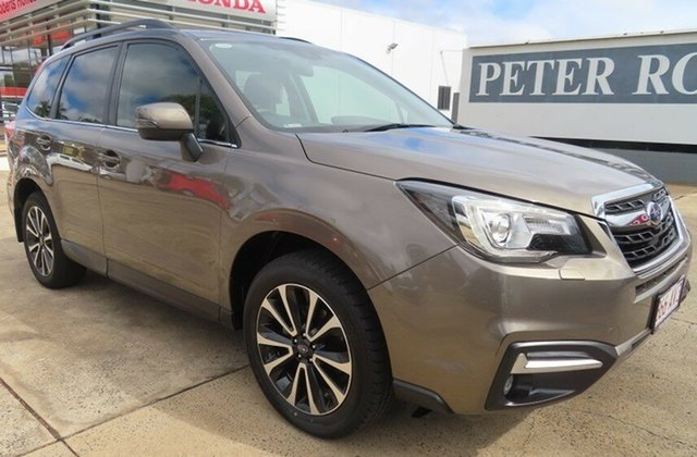 Used Subaru Forester MY16 2.5I-S Toowoomba, 2016 Subaru Forester MY16 2.5I-S Bronze Continuous Variable Wagon