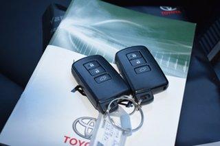 2013 Toyota RAV4 ASA44R Cruiser AWD White 6 Speed Sports Automatic Wagon